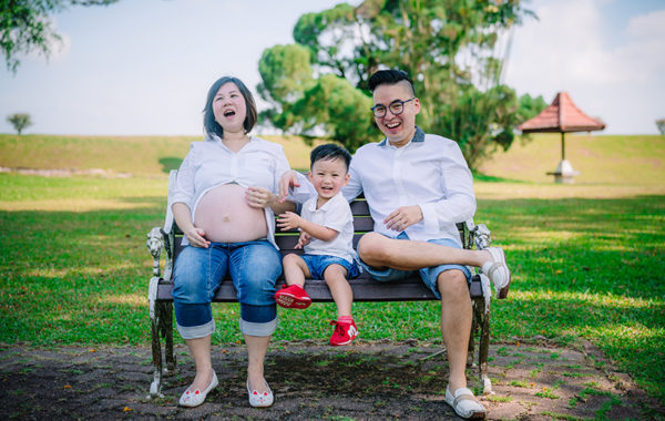 Baby Tyler and Family